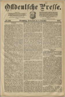 Ostdeutsche Presse. J. 3, 1879, nr 345