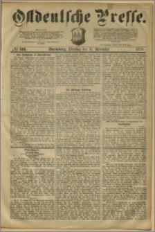 Ostdeutsche Presse. J. 3, 1879, nr 348