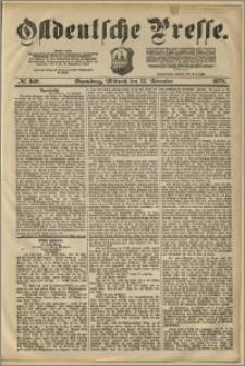 Ostdeutsche Presse. J. 3, 1879, nr 349