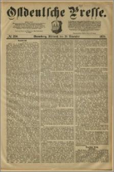 Ostdeutsche Presse. J. 3, 1879, nr 356