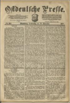 Ostdeutsche Presse. J. 3, 1879, nr 357