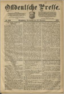 Ostdeutsche Presse. J. 3, 1879, nr 359