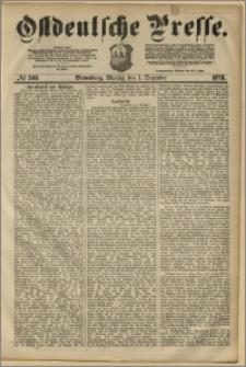Ostdeutsche Presse. J. 3, 1879, nr 368