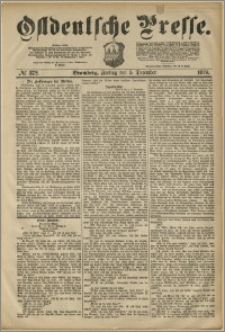 Ostdeutsche Presse. J. 3, 1879, nr 372