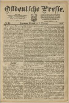 Ostdeutsche Presse. J. 3, 1879, nr 384