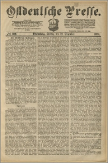 Ostdeutsche Presse. J. 3, 1879, nr 386