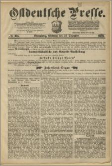 Ostdeutsche Presse. J. 3, 1879, nr 391