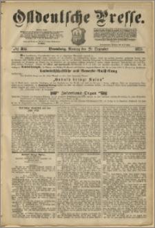 Ostdeutsche Presse. J. 3, 1879, nr 394
