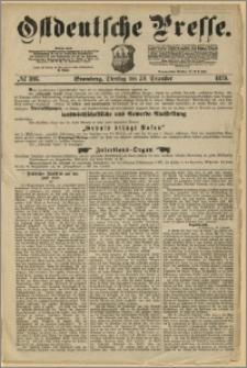 Ostdeutsche Presse. J. 3, 1879, nr 395