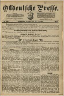 Ostdeutsche Presse. J. 3, 1879, nr 396