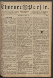 Thorner Presse 1886, Jg. IV, Nro. 104