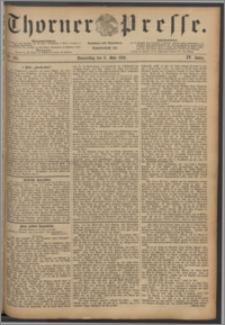 Thorner Presse 1886, Jg. IV, Nro. 105