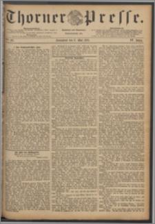 Thorner Presse 1886, Jg. IV, Nro. 107