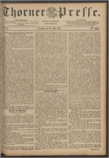 Thorner Presse 1886, Jg. IV, Nro. 114