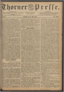 Thorner Presse 1886, Jg. IV, Nro. 119 + Beilage