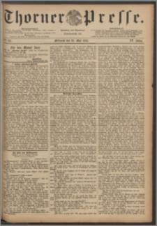 Thorner Presse 1886, Jg. IV, Nro. 121