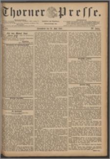 Thorner Presse 1886, Jg. IV, Nro. 124