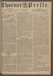 Thorner Presse 1886, Jg. IV, Nro. 125 + Beilage