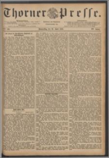 Thorner Presse 1886, Jg. IV, Nro. 133