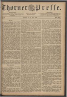 Thorner Presse 1886, Jg. IV, Nro. 136 + Beilage