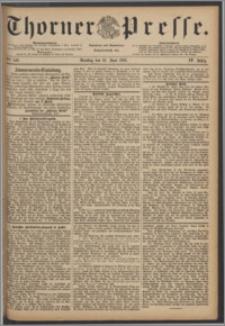 Thorner Presse 1886, Jg. IV, Nro. 142