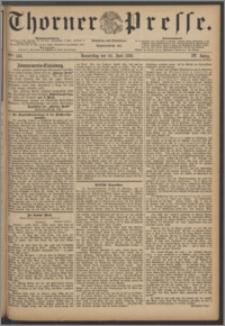 Thorner Presse 1886, Jg. IV, Nro. 144