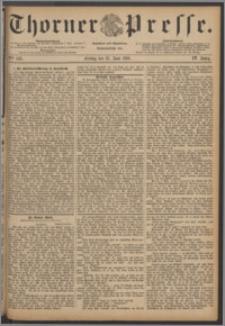 Thorner Presse 1886, Jg. IV, Nro. 145 + Beilage