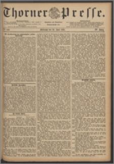 Thorner Presse 1886, Jg. IV, Nro. 149