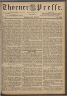 Thorner Presse 1886, Jg. IV, Nro. 156