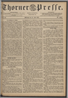 Thorner Presse 1886, Jg. IV, Nro. 161