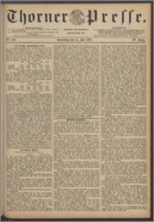 Thorner Presse 1886, Jg. IV, Nro. 162