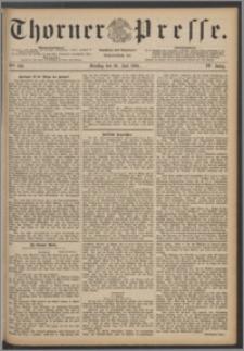 Thorner Presse 1886, Jg. IV, Nro. 166