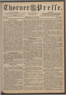 Thorner Presse 1886, Jg. IV, Nro. 167