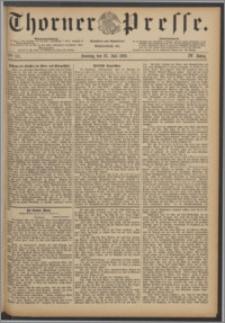 Thorner Presse 1886, Jg. IV, Nro. 171 + Beilage