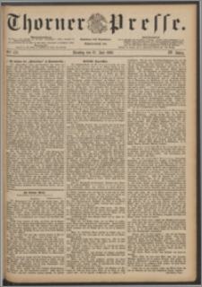 Thorner Presse 1886, Jg. IV, Nro. 172