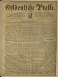 Ostdeutsche Presse. J. 12, 1888, nr 1