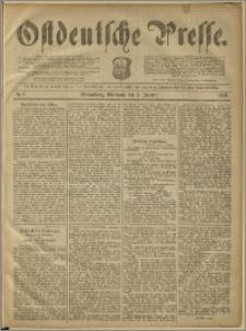 Ostdeutsche Presse. J. 12, 1888, nr 3