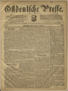 Ostdeutsche Presse. J. 12, 1888, nr 5