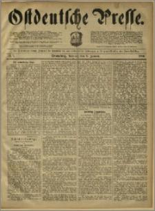 Ostdeutsche Presse. J. 12, 1888, nr 7