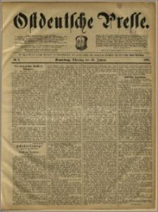 Ostdeutsche Presse. J. 12, 1888, nr 8