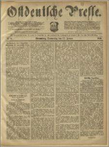 Ostdeutsche Presse. J. 12, 1888, nr 10