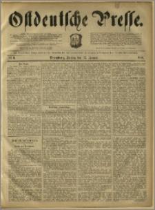 Ostdeutsche Presse. J. 12, 1888, nr 11