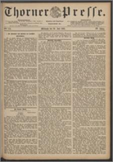 Thorner Presse 1886, Jg. IV, Nro. 173