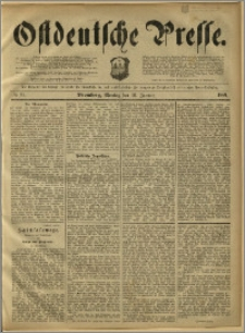 Ostdeutsche Presse. J. 12, 1888, nr 13