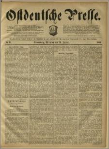 Ostdeutsche Presse. J. 12, 1888, nr 15
