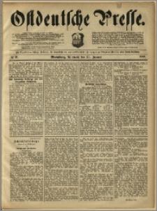 Ostdeutsche Presse. J. 12, 1888, nr 21