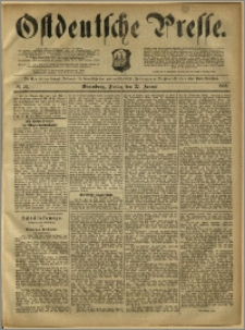 Ostdeutsche Presse. J. 12, 1888, nr 23