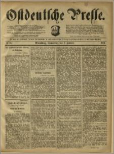 Ostdeutsche Presse. J. 12, 1888, nr 28