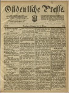 Ostdeutsche Presse. J. 12, 1888, nr 30