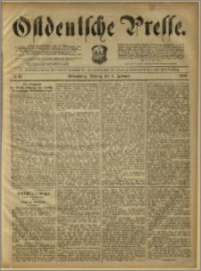Ostdeutsche Presse. J. 12, 1888, nr 31